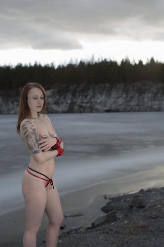 Bodouir Tyttö Valokuva
