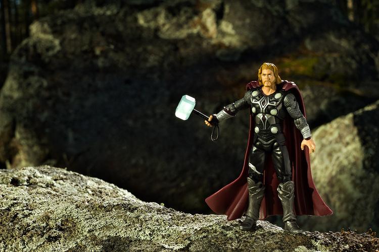 Thor Figuuri Valokuva